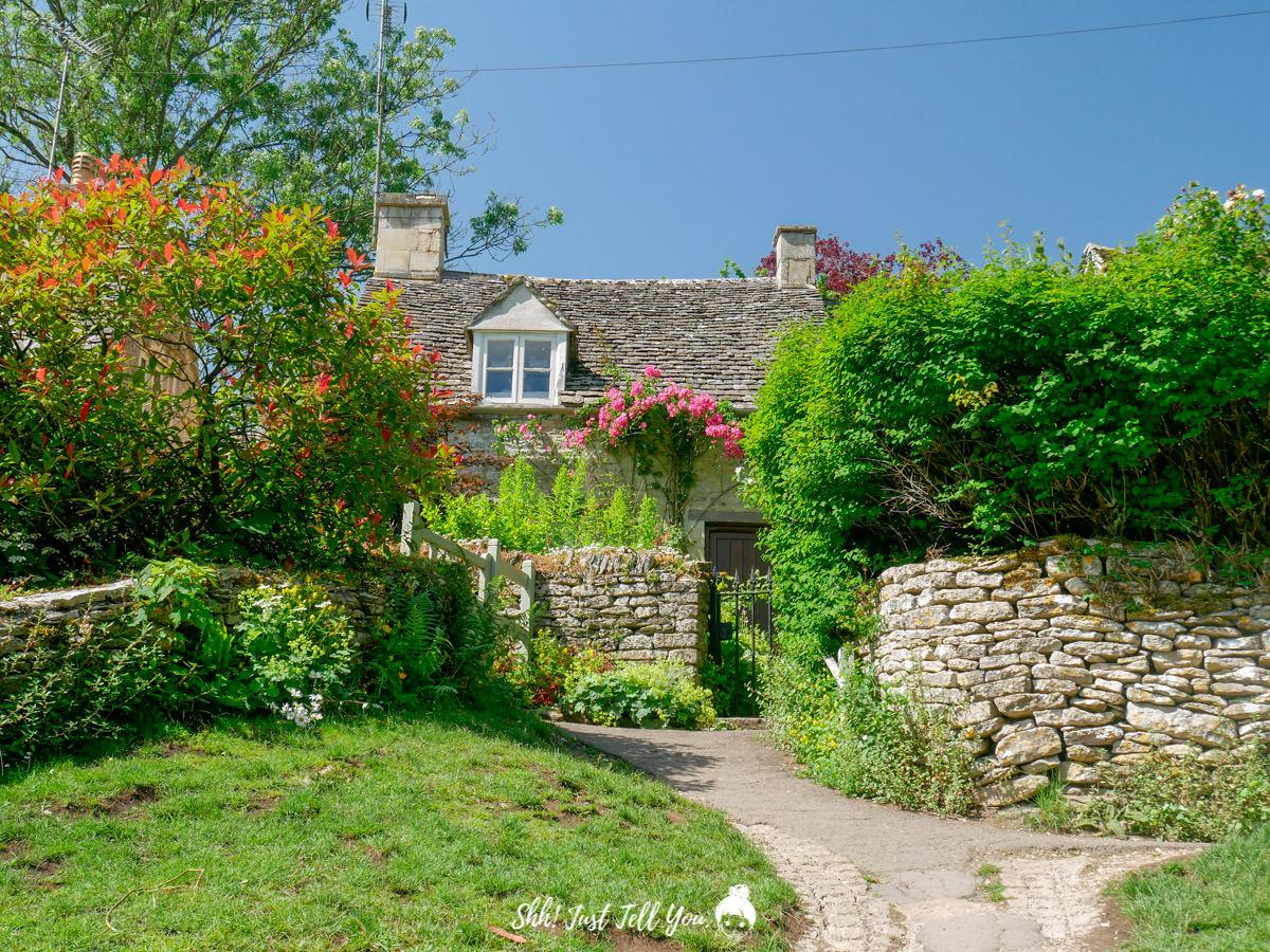 柯茲窩(Cotswolds) 拜伯里村莊(Bibury)