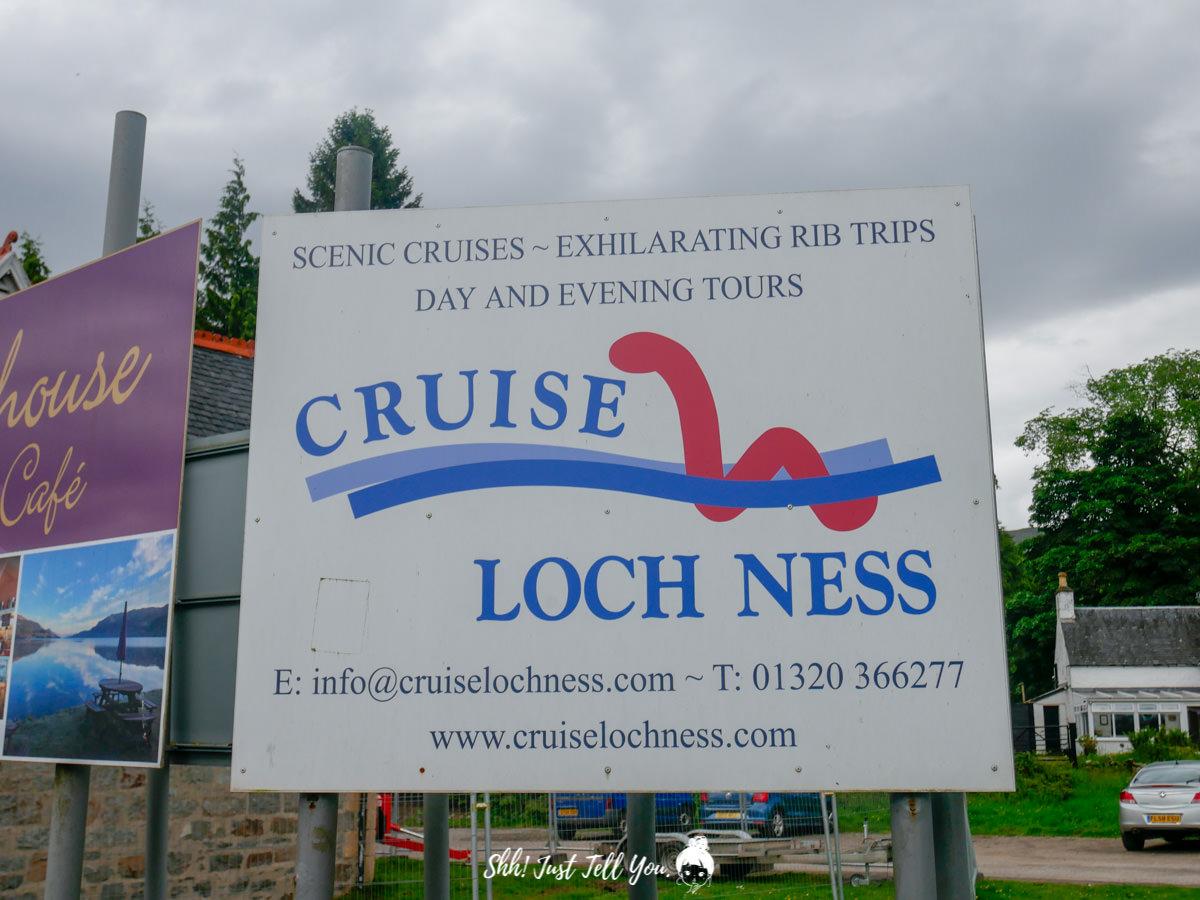 尼斯湖Loch Ness