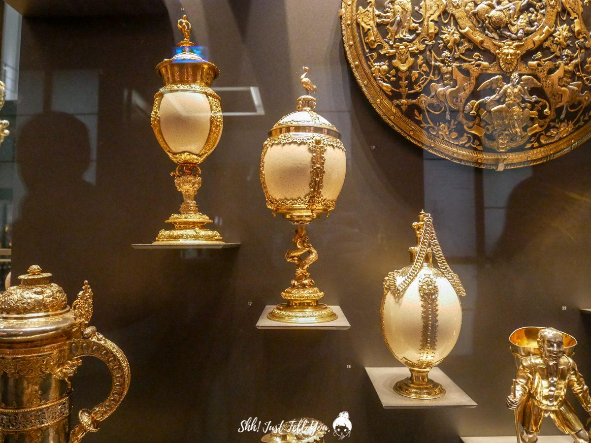 大英博物館 british museum 鴕鳥蛋杯