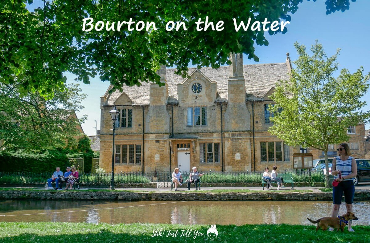 水上伯頓Bourton on the Water