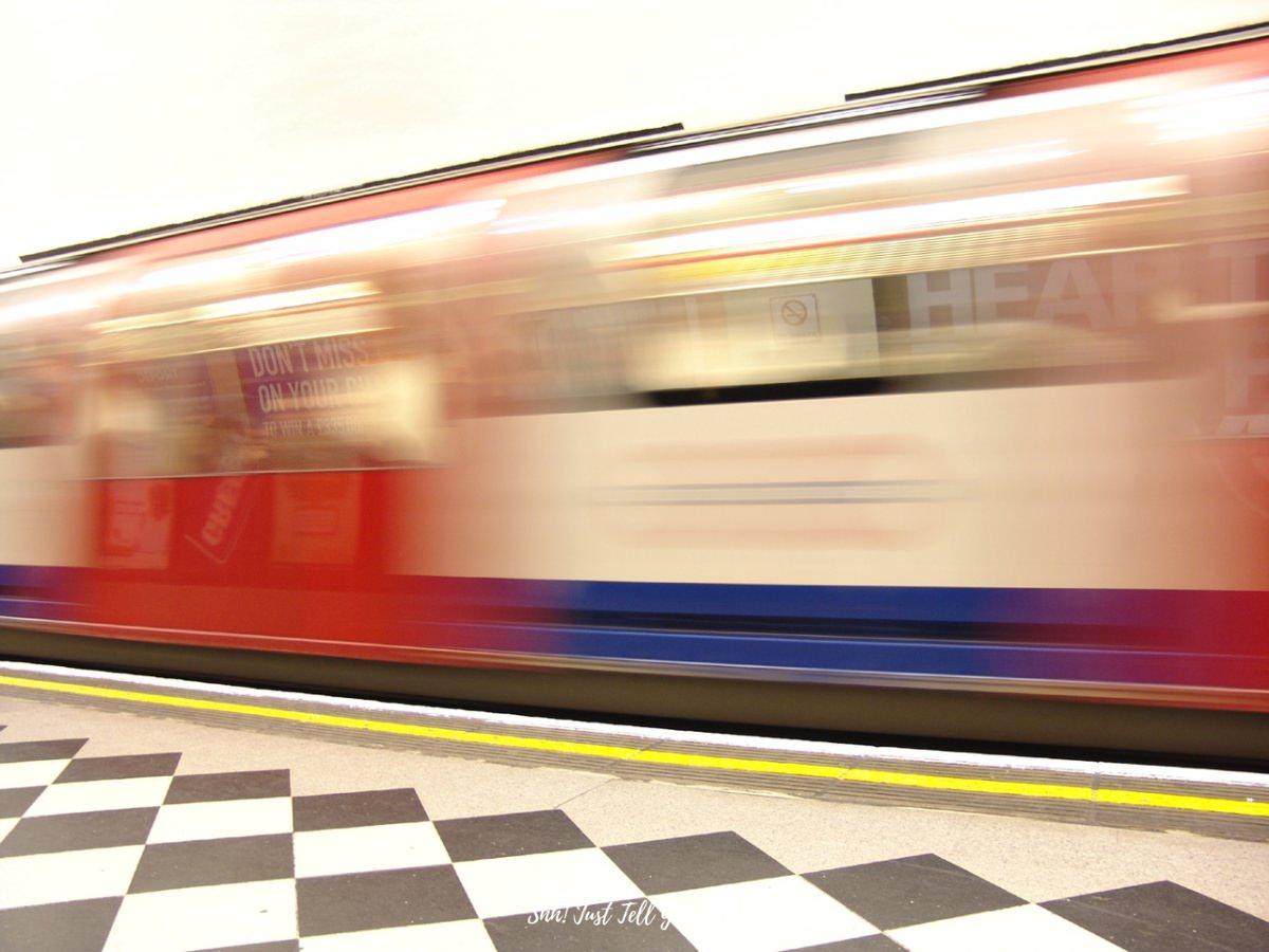 london underground倫敦地鐵
