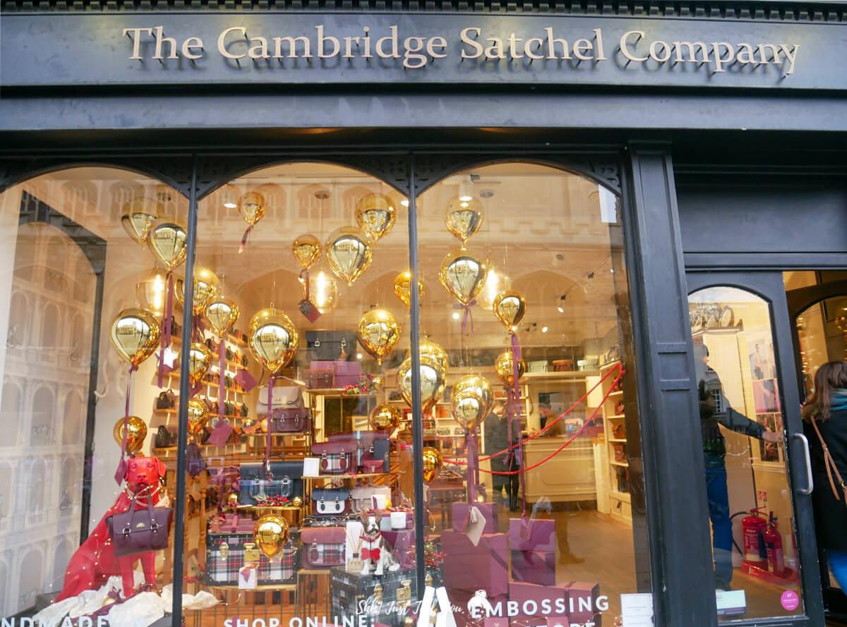 Cambridge劍橋