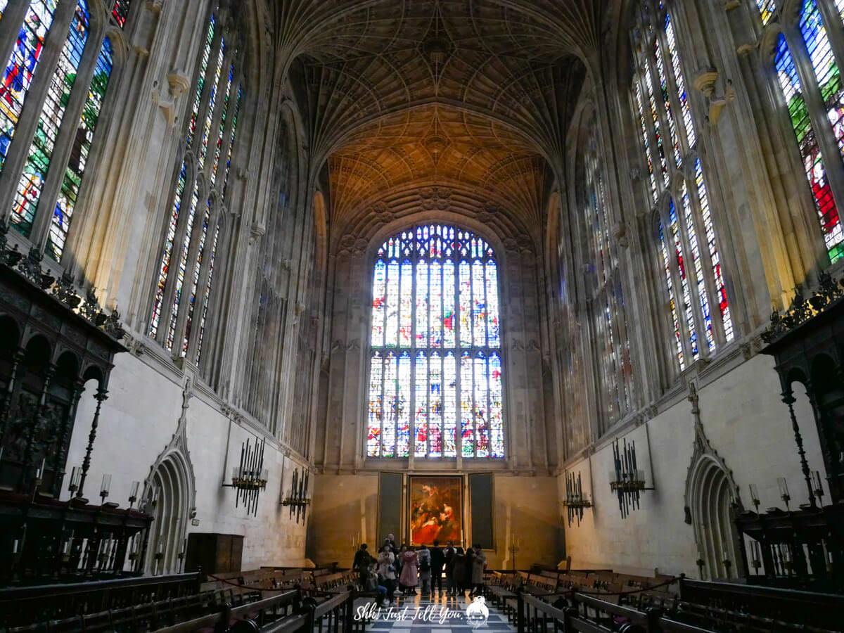 King's College國王學院 劍橋大學 Cambridge