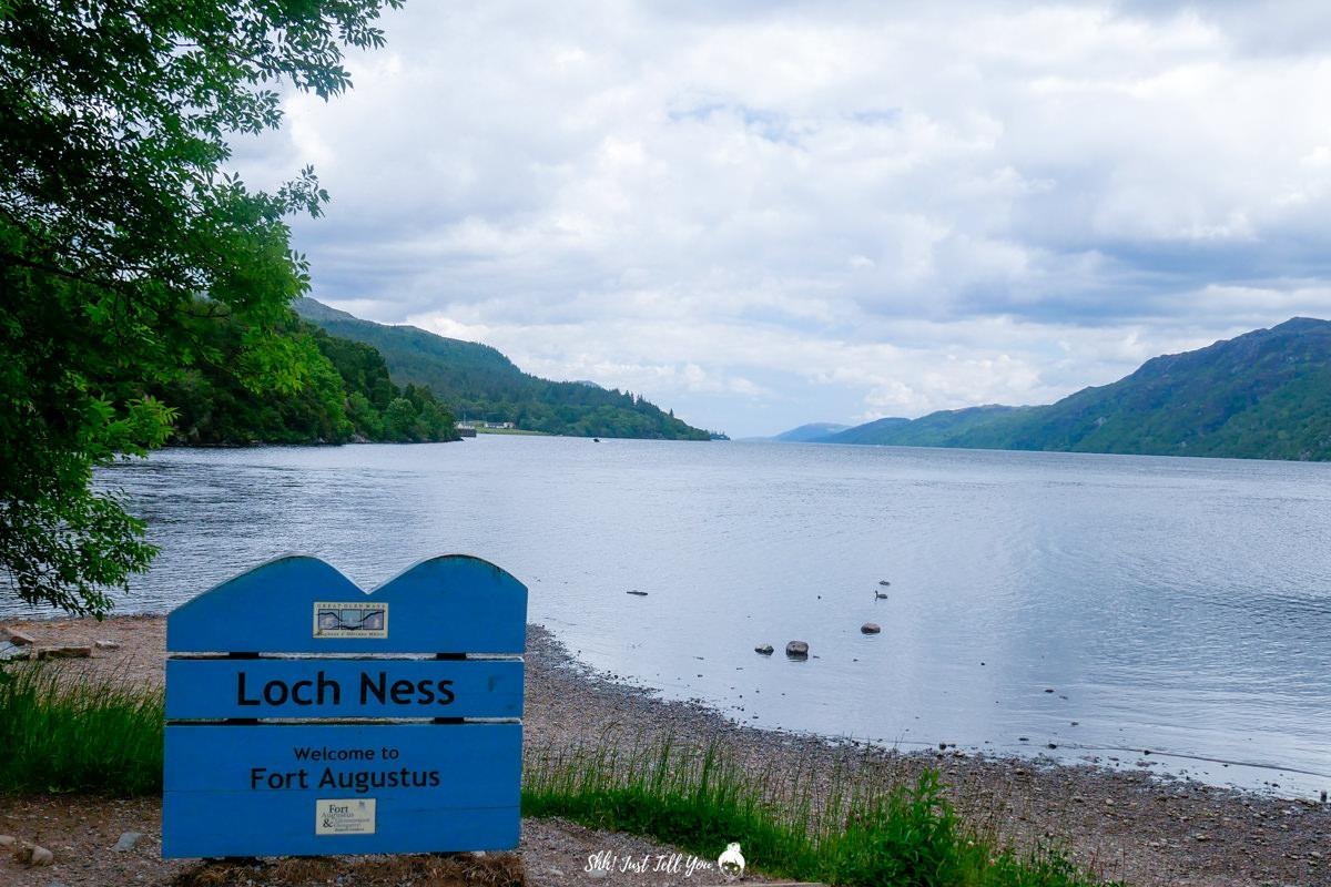 loch ness尼斯湖