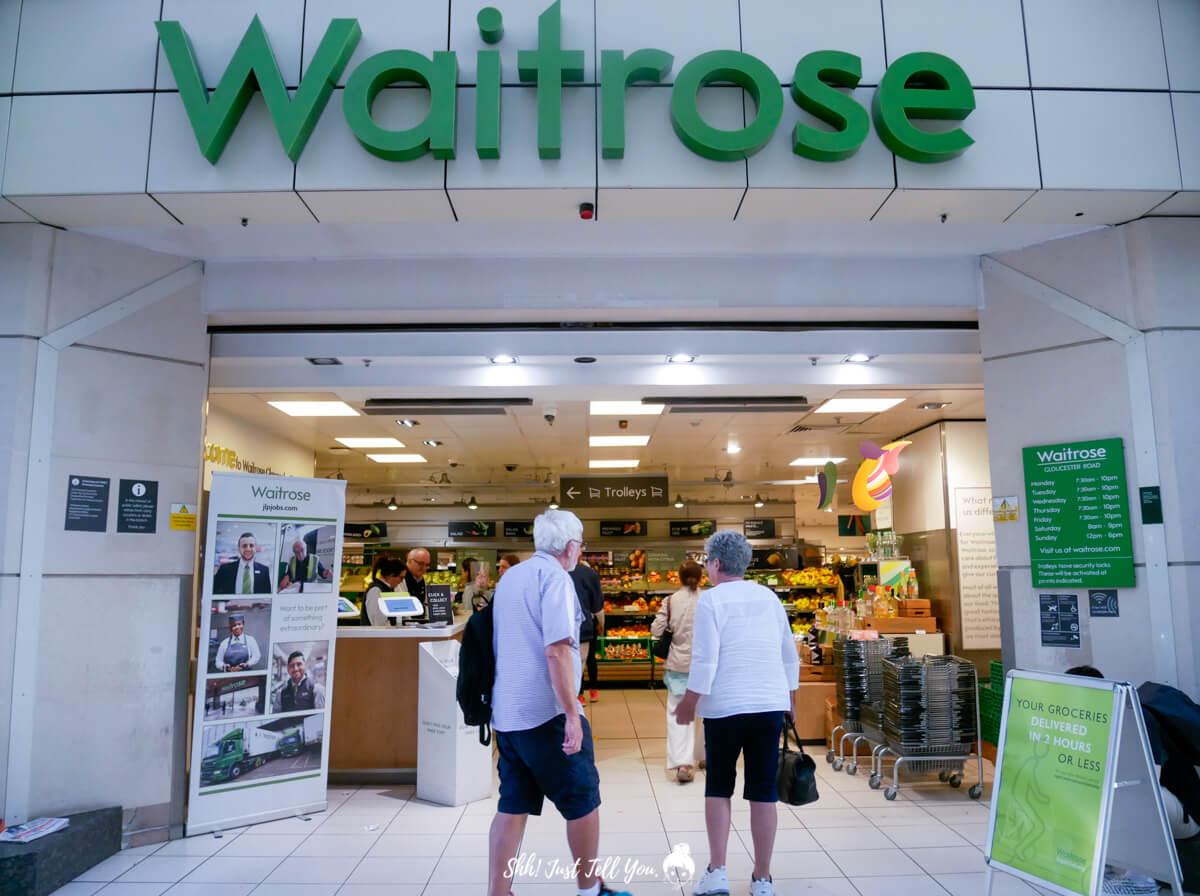 英國Waitrose超市