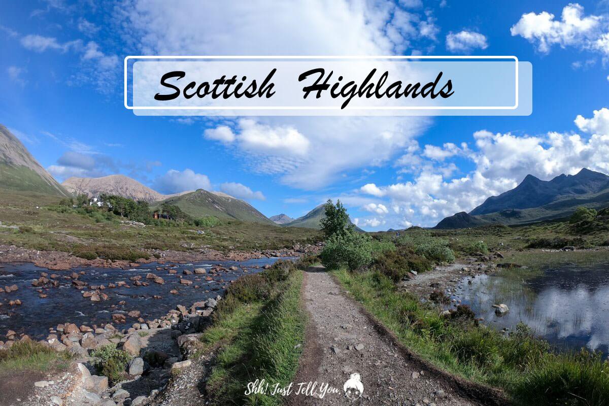 蘇格蘭高地scotland highland極光旅遊旅行筆記|英國蘇格蘭高地旅行團這麼多怎麼選?