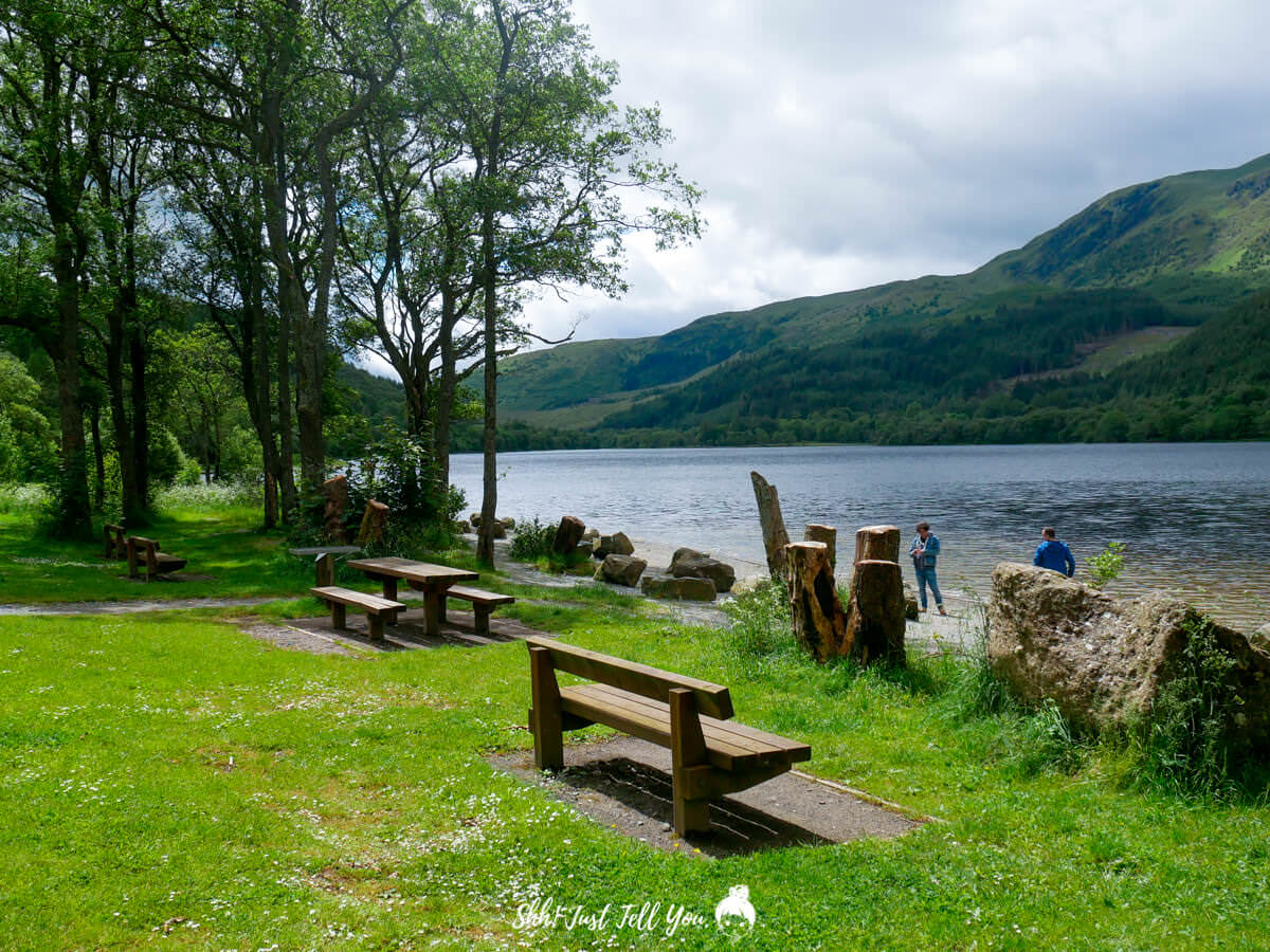 羅蒙湖 Loch Lomond 蘇格蘭高地scotland highland極光旅遊英國、蘇格蘭高地|一路向天空島(Skye Island)前進