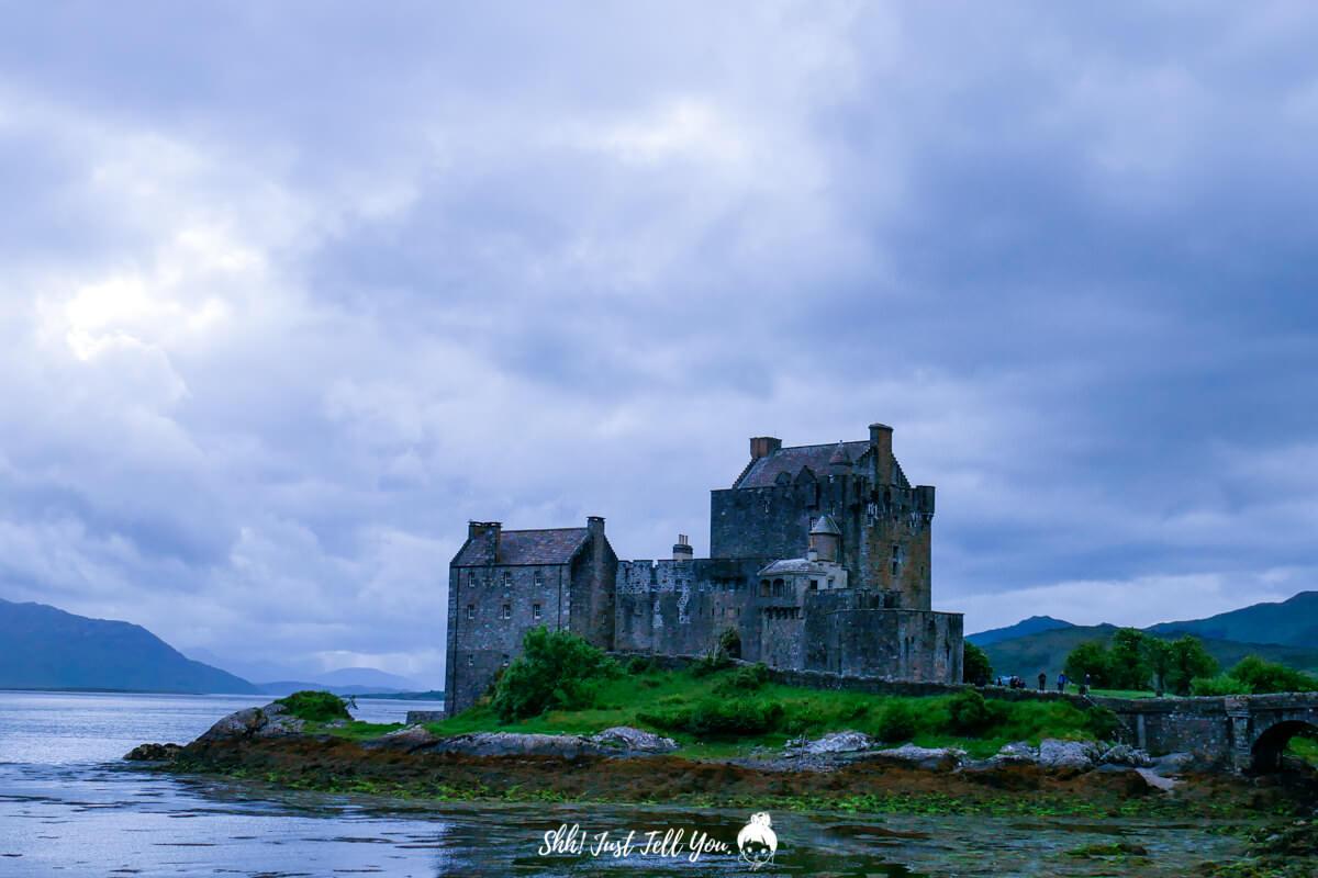 伊琳道南古堡 Eilean Donan Castle