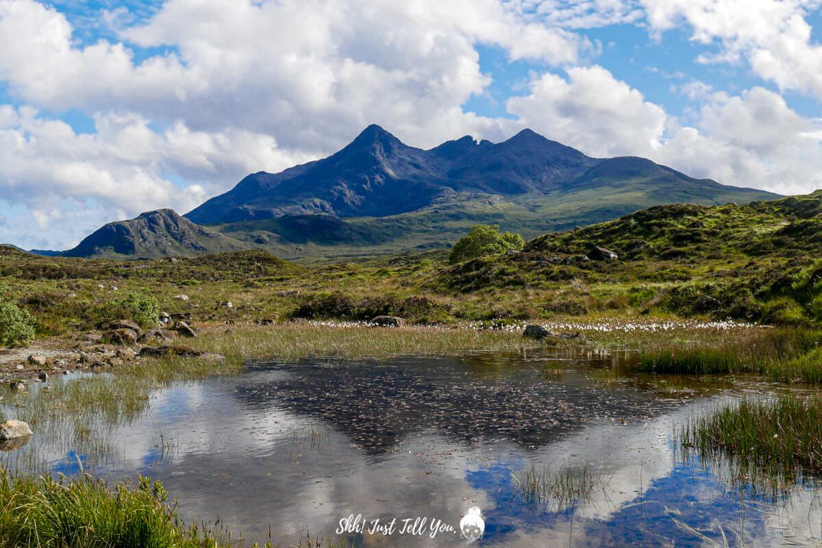 蘇格蘭高地(Scottish Highlands)英國、蘇格蘭高地|天空島(Isle of Skye)深度探索