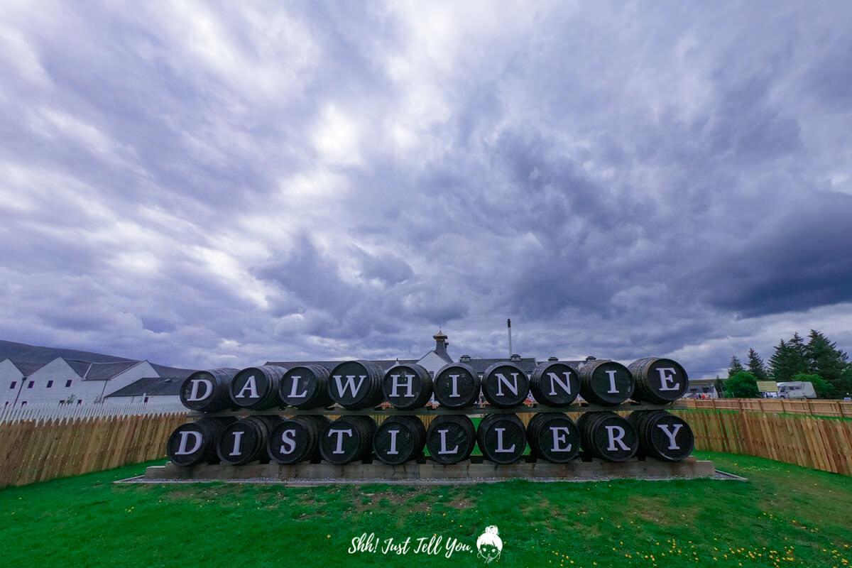 蘇格蘭高地(Scottish Highlands)威士忌酒廠