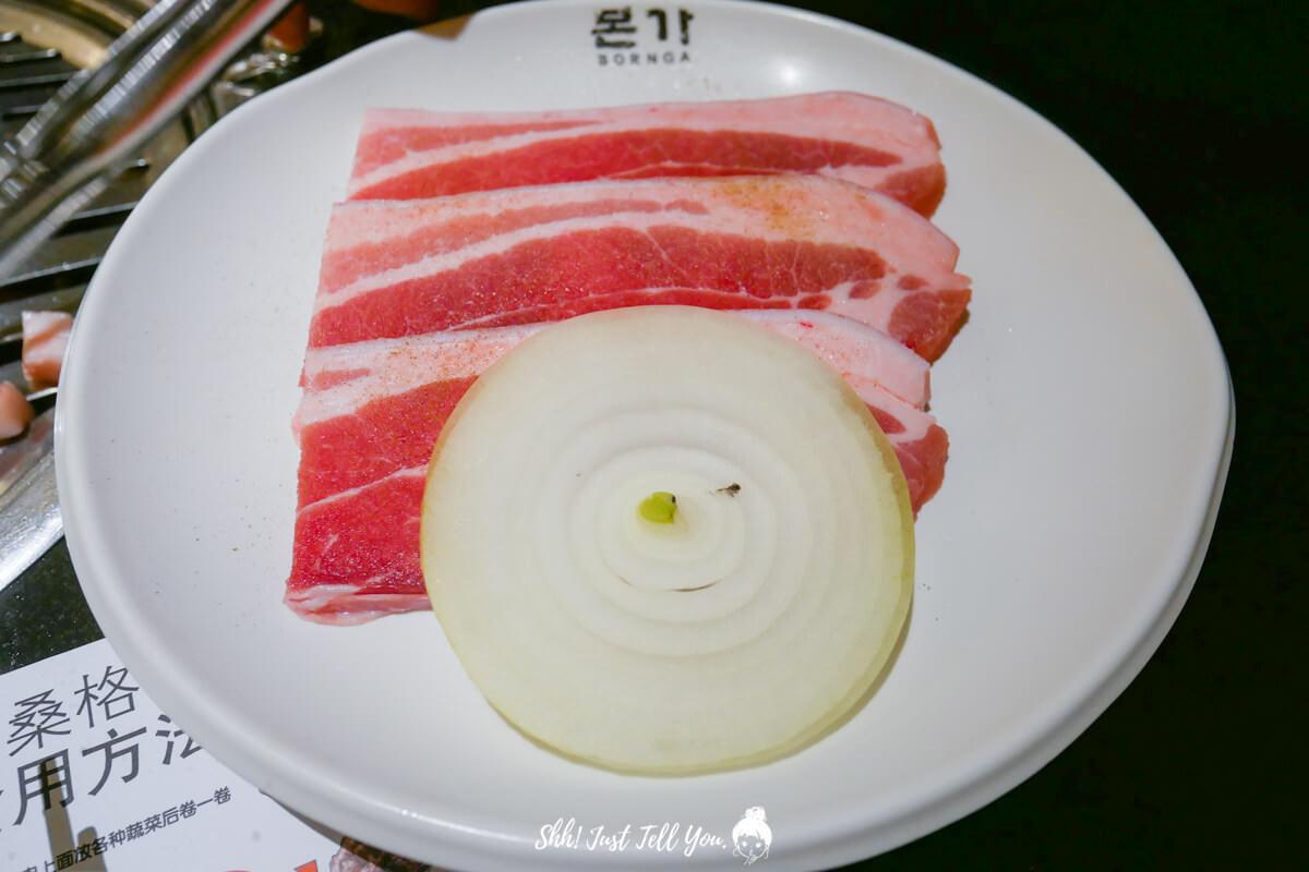 ben ja本家韓國烤肉 中國、上海|本家韓國烤肉,菜多肉多肚飽飽