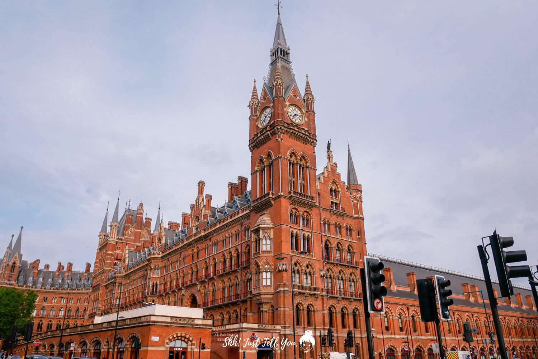 聖潘克拉斯車站(St Pancras Railway Station)