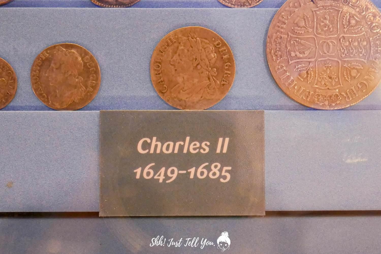 英國、愛丁堡|貨幣博物館(Museum on the Mound)不只有錢幣