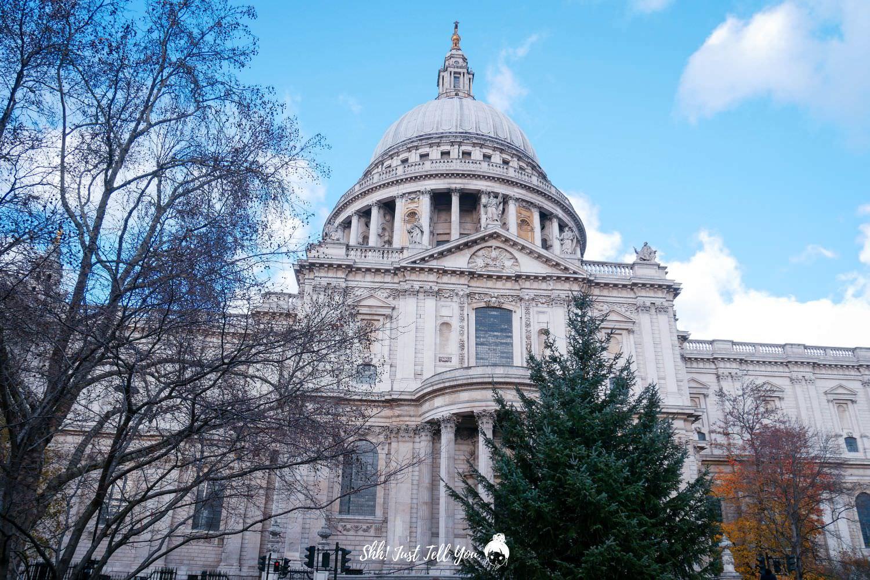 london sightness 聖保羅大教堂