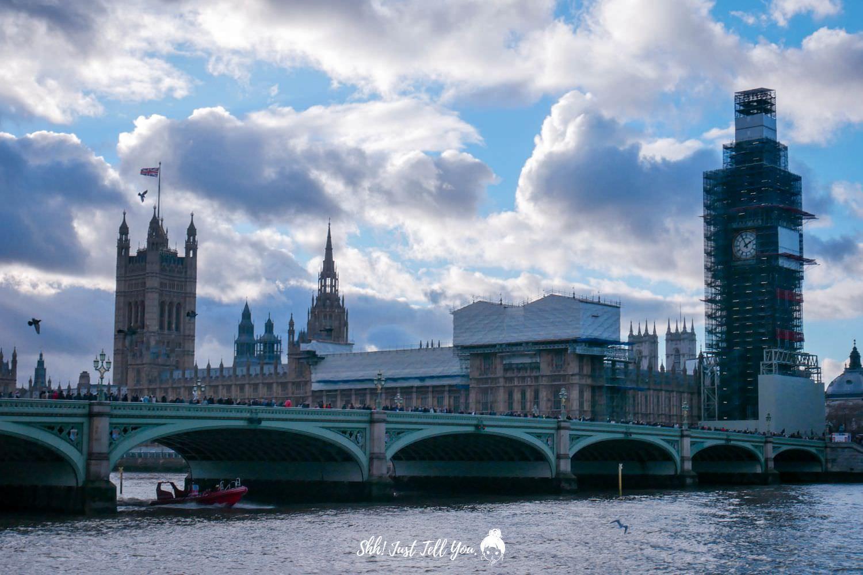 london sightness