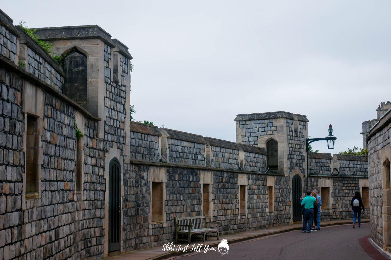windsor castle 溫莎古堡