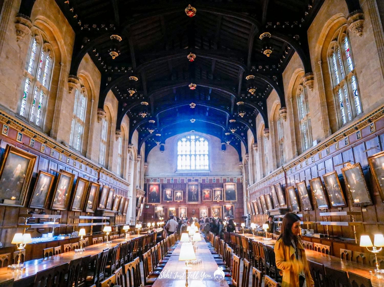 Christ Church 牛津大學基督堂學院