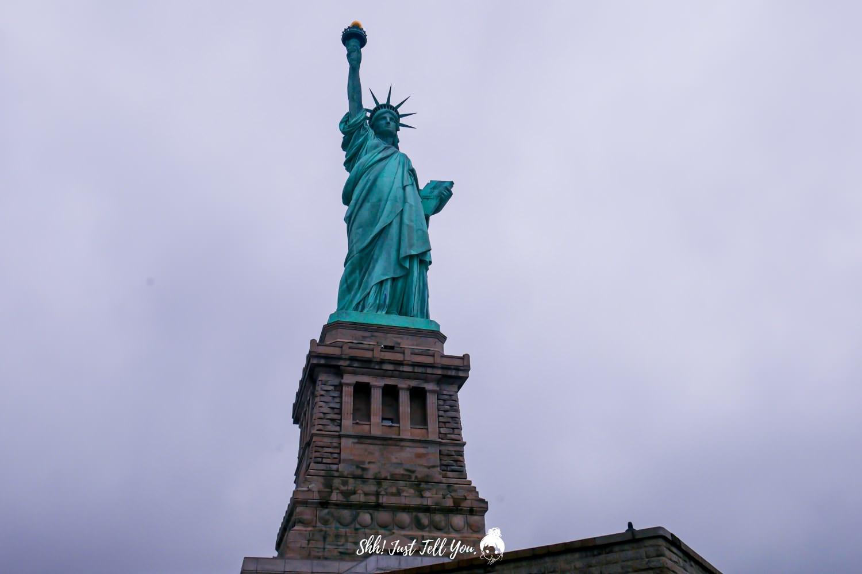 自由女神Statue of Liberty