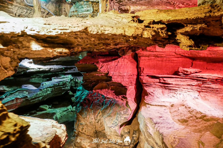 神祕洞(Secret Caverns)