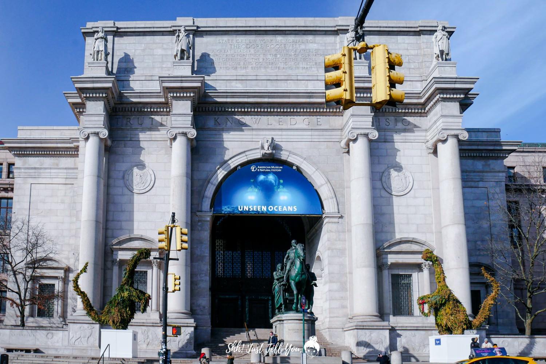 自然歷史博物館 american museum of natural history