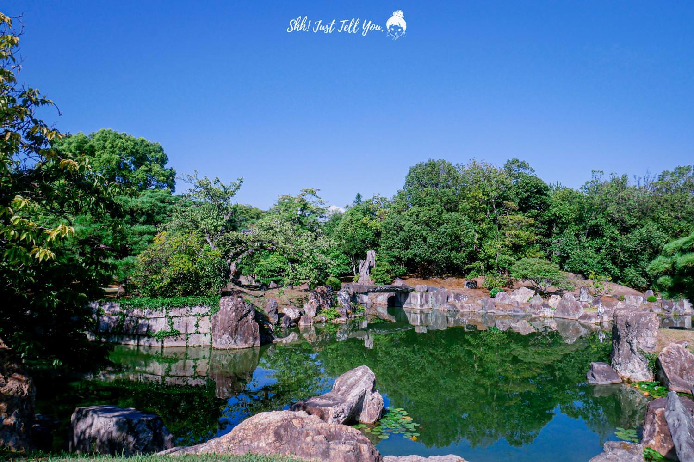 日本、京都|元離宮二條城見證德川幕府的歷史