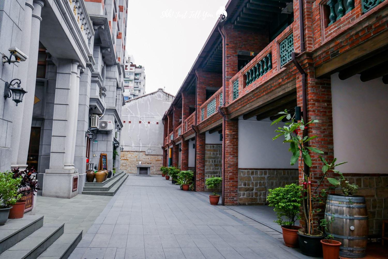 大稻埕迪化街