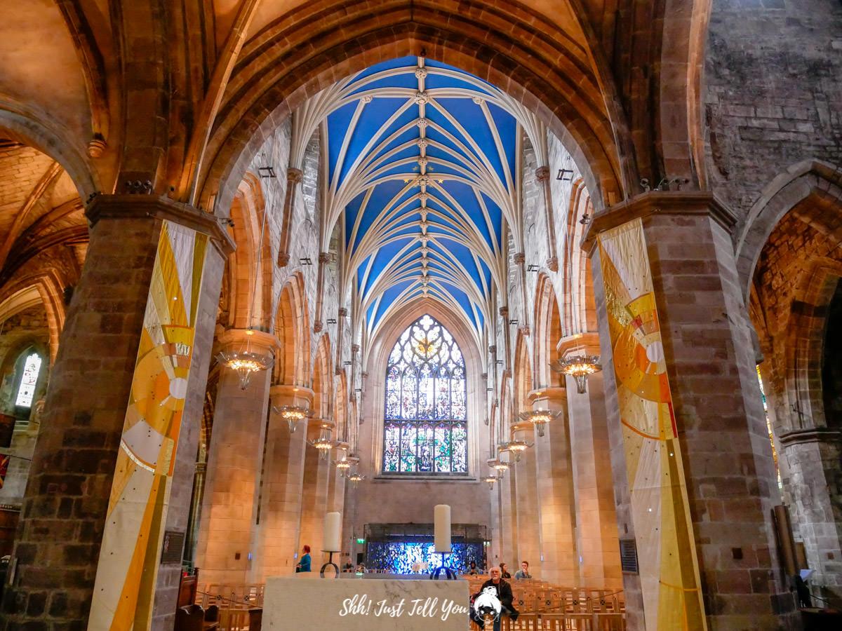 聖吉爾斯大教堂(St. Giles' Cathedral)