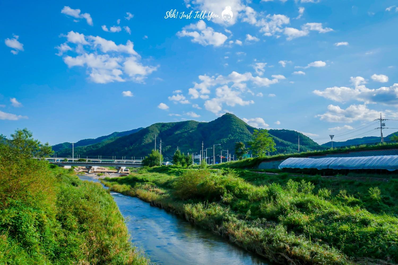 韓國江村鐵路腳踏車rail park