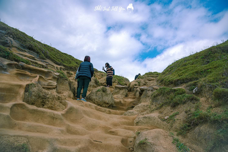 新北瑞芳象鼻岩