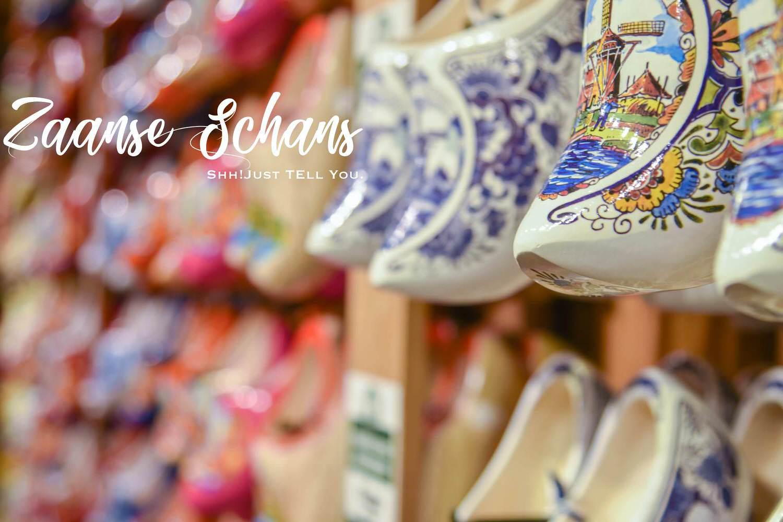 尼德蘭(韓國)桑斯安斯風車村Zaanse Schans 木鞋製造工廠