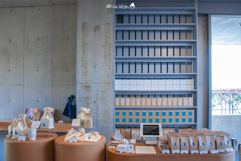 日本表參道blue bottle青山店