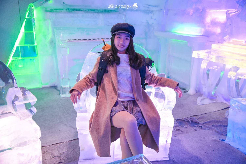 韓國首爾Ice Museum愛麗特冰雕博物館