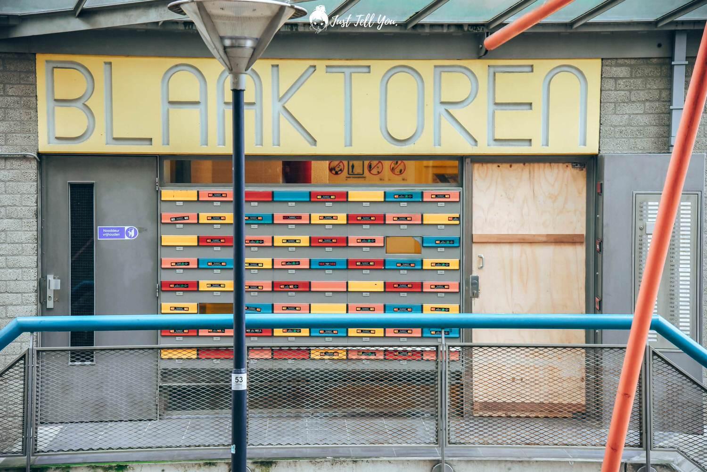 尼德蘭(荷蘭)鹿特丹鉛筆屋 方塊屋