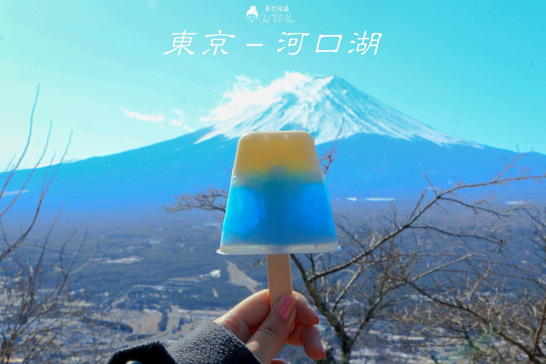 日本東京富士山河口湖交通