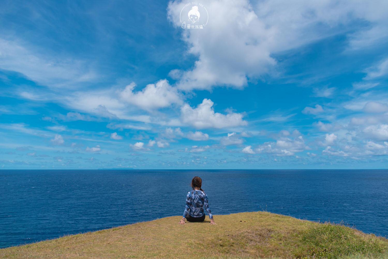 台東、綠島|到朝日溫泉不泡海底溫泉只走帆船鼻步道