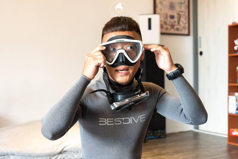 台東、綠島|在海子Ocean Rover進行我的水肺潛水初體驗