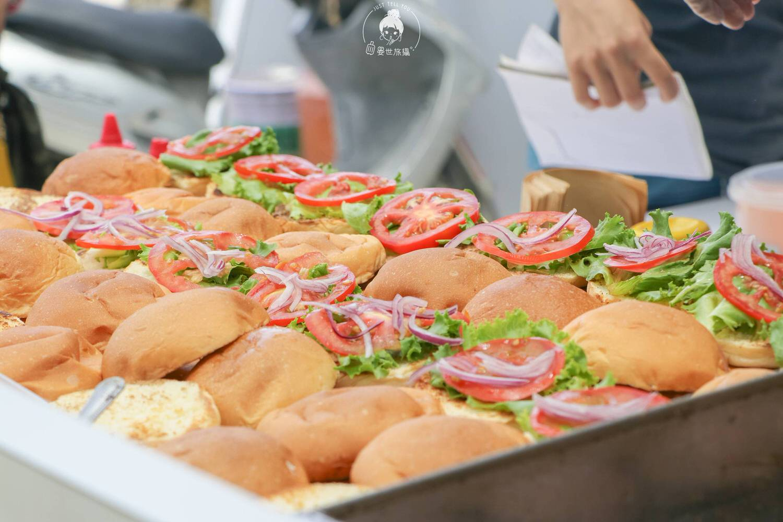 台東、綠島|野浪也浪,美味現煎手作漢堡