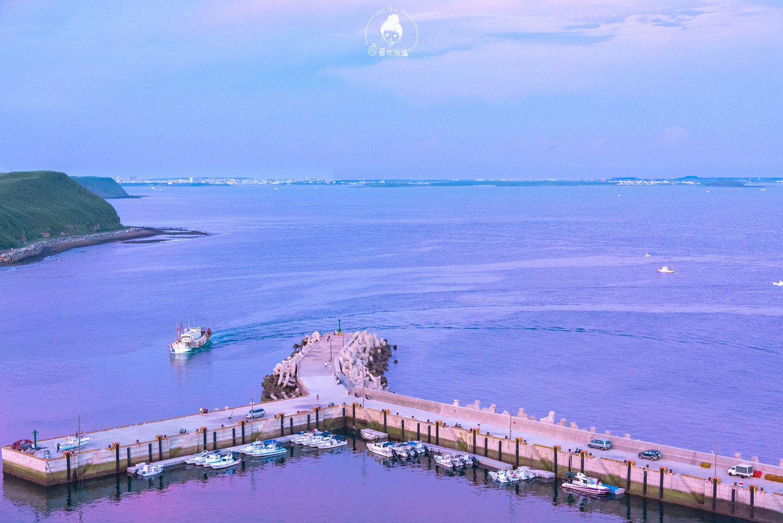 澎湖、西嶼|在三仙塔・外垵漁港浪漫渡過夕陽時光