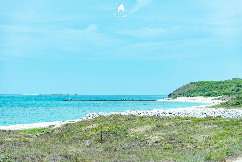 澎湖、白沙|後寮天堂路・在海上蜿蜒曲折的浪漫小路